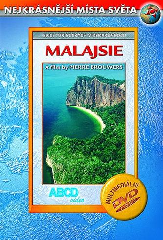 Malajsie DVD - Nejkrásnější místa světa