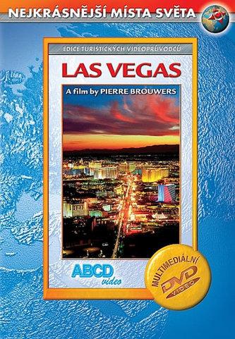 Las Vegas DVD - Nejkrásnější místa světa