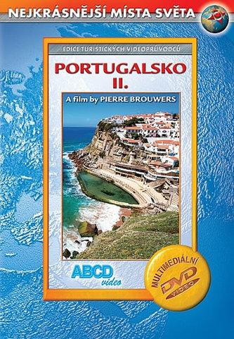 Portugalsko II. DVD - Nejkrásnější místa světa
