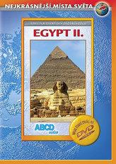 Egypt II. DVD - Nejkrásnější místa světa