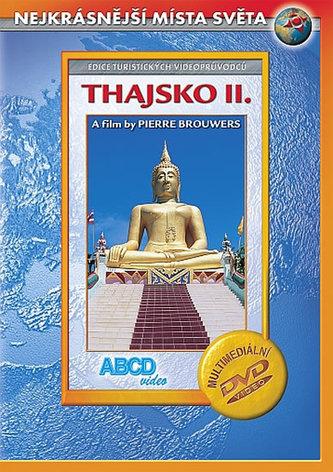 Thajsko II. DVD - Nejkrásnější místa světa