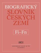 Biografický slovník českých zemí Fi-Fň