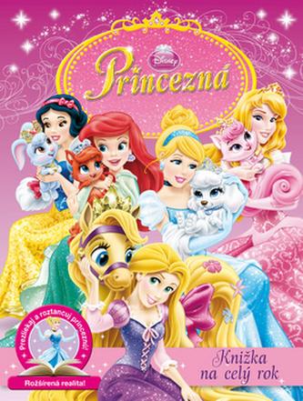 Princezny Knížka na rok 2015