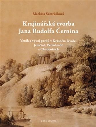 Krajinářská tvorba Jana Rudolfa Černína