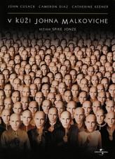 DVD film - V kůži Johna Malkoviche