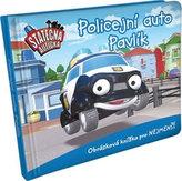 Policejní auto Pavlík