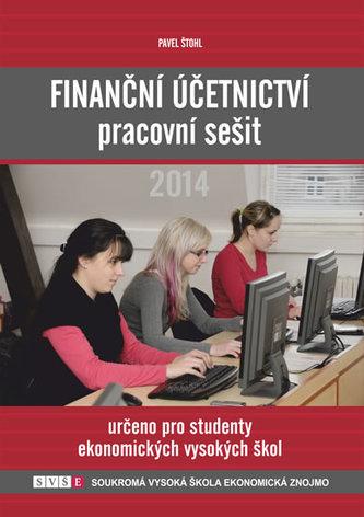 Finanční účetnictví - pracovní sešit 2014
