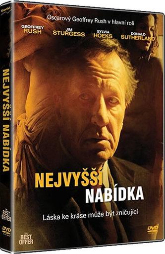 Nejvyšší nabídka - DVD
