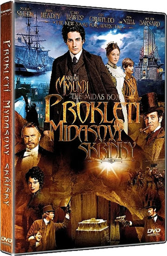 Prokletí Midasovy skříňky - DVD