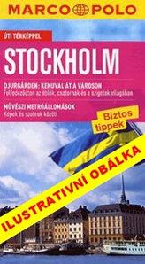 Stockholm/cestovní průvodce s mapou   MD