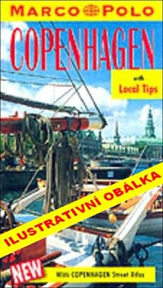 Kodaň/cestovní průvodce s mapou   MD
