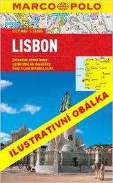 Lisabon/cestovní průvodce s mapou   MD