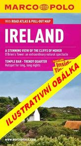 Irsko/cestovní průvodce s mapou   MD