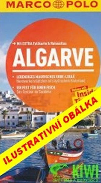Algarve/cestovní průvodce s mapou   MD