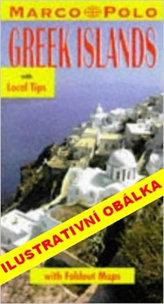 Řecké ostrovy v Egejském moři/cestovní průvodce s mapou   MD