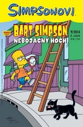 Simpsonovi - Bart Simpson 9/2014 - Nebojácný hoch