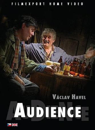 Audienci - DVD (digipack)