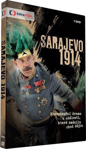Sarajevo 1914 - 1 DVD