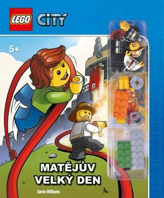 LEGO® CITY Matějův velký den - Gavin Williams