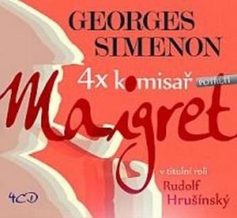 Komplet komisař Maigret - 14CD