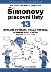 Šimonovy pracovní listy 13