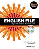 English File Third Edition Upper Intermediate Student´s Book with iTutor DVD-ROM