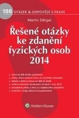 Řešené otázky ke zdanění fyzických osob 2014
