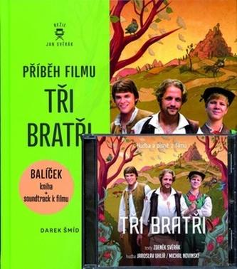 Příběh filmu Tři bratři + CD