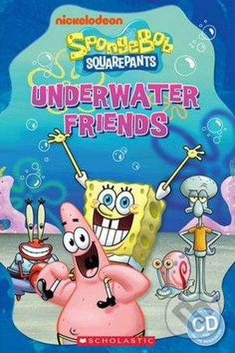 Spongebob Underwater Friends