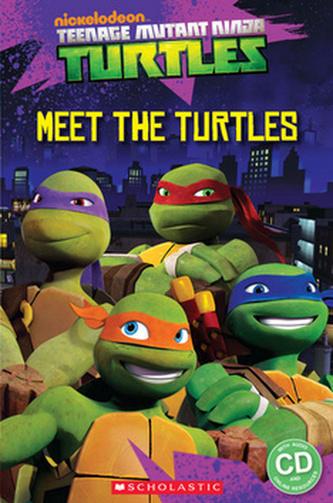 Ninja Turtles Meet the turtles!