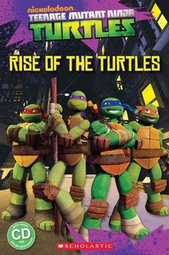 Ninja Turtles Rise of the Turtles