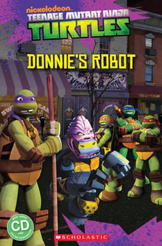 Teenage Mutant Ninja Turtles Donnie´s Robot