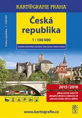 Autoatlas ČR 1:100 000