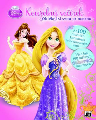 Disney princezny Kouzelný večírek
