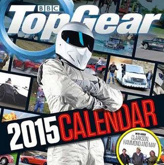Kalendář 2015 - Top Gear (305x305)
