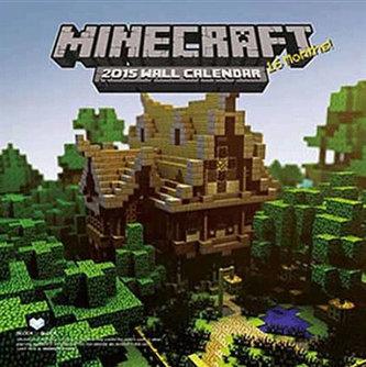 Kalendář 2015 - Minecraft (305x305)