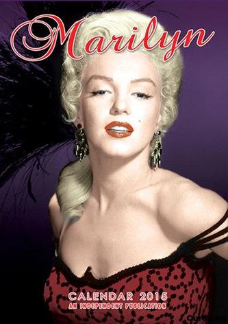 Kalendář 2015 - Marilyn Monroe (420x297)