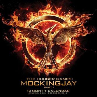 Kalendář 2015 - Hunger Games (305x305)