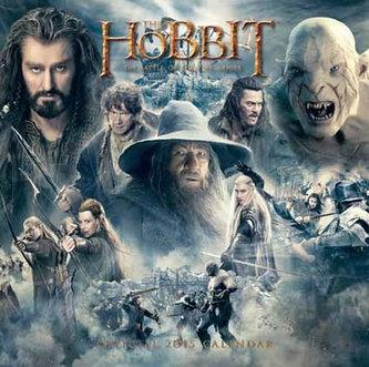 Kalendář 2015 - Hobbit (305x305)