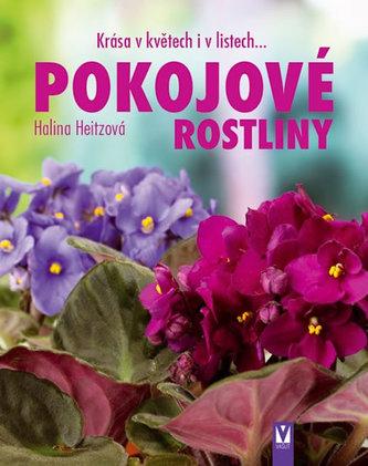 Pokojové rostliny - Halina Heitz