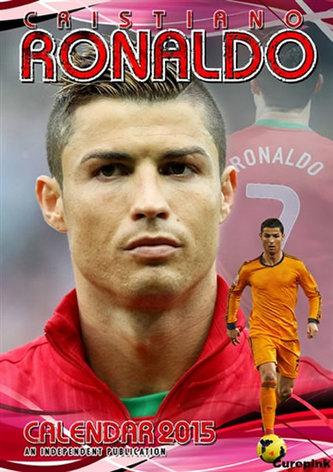 Kalendář 2015 - Cristiano Ronaldo (297x420)