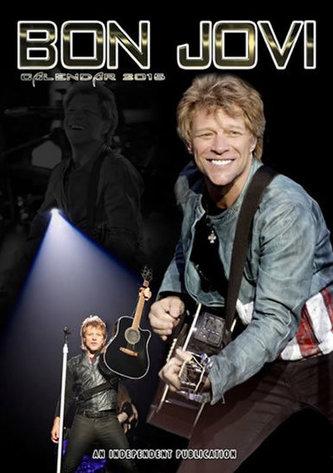 Kalendář 2015 - Bon Jovi (297x420)
