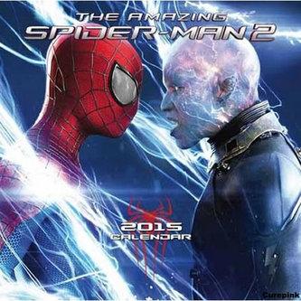 Kalendář 2015 - Amazing Spiderman 2 (305x305)