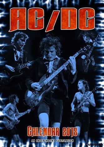 Kalendář 2015 - AC/DC (297x420)