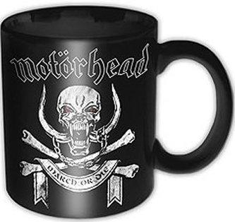 Hrnek keramický - Motörhead/March or Die