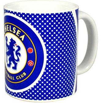 Hrnek keramický - FC Chelsea/modrý znak Bullseye
