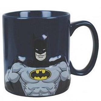 Hrnek keramický - Batman/logo 14oz