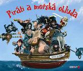Piráti a mořská obluda