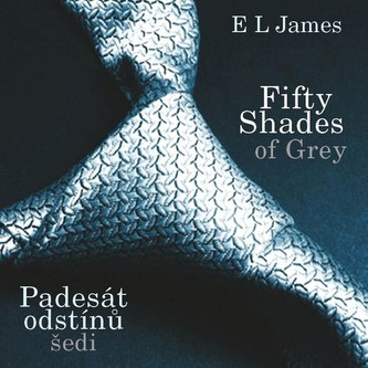Fifty Shades of Grey: Padesát odstínů šedi audio CD - E L James