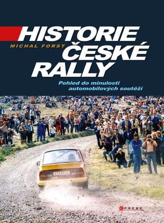 Historie české rally - Michal Forst